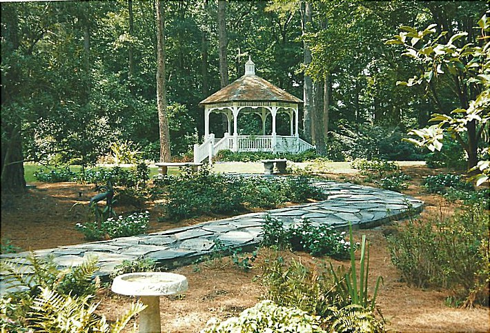 Fayetteville. The Cape Fear Botanical Garden ...